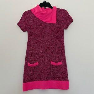 Derek Heart Girls Short Sleeve Knit Dress